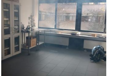 Zweiter Platz bei Jugend Forscht Bereich Arbeitswelt – CO2 und Aerosol-Messungen