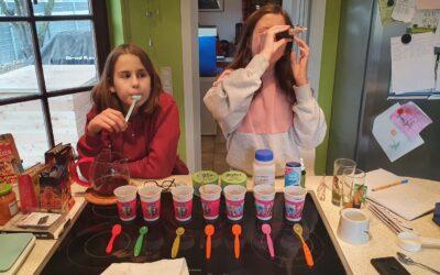 Zweiter Platz bei Jugend forscht Bereich Biologie – Zuckerfreie Süßigkeiten